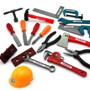 Various kinds of Construction Tools and Apparatus