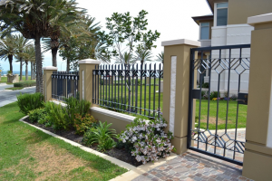 Design Tips for Iron Fences