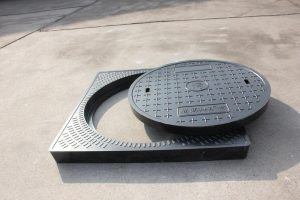 Manhole Locations, Design, and Materials