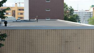 Handling All of Your Flat Roofing Needs